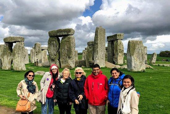Dagtocht naar Bath & Stonehenge vanuit ...