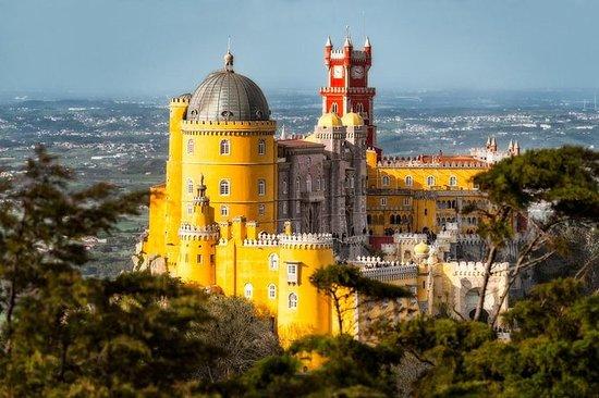 Excursão de dia inteiro em Sintra - Uma...