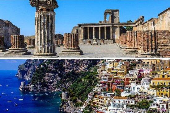 Pompeii og Sorrento Privat dagstur fra...