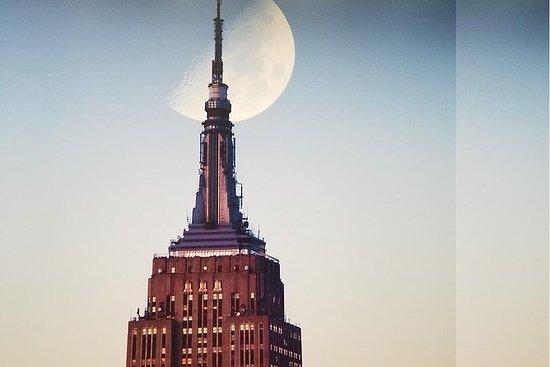 Visite de luxe d'un jour à New York...