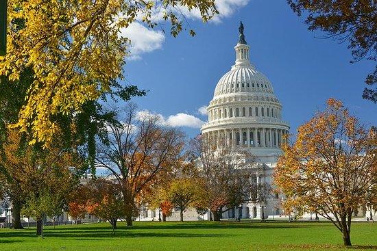 Visite d'un jour à Washington DC...