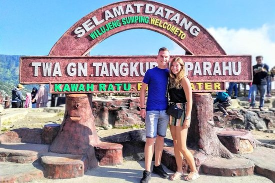 VOLCANO TOUR FROM BANDUNG