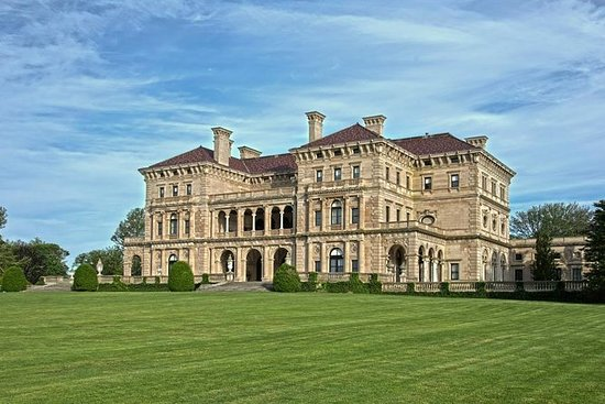 New England: Newport Palaces and Manors ...