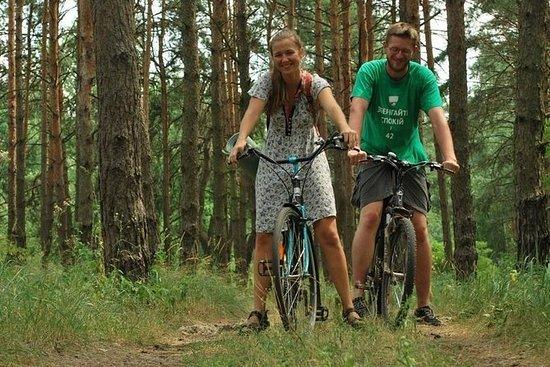 キエフバイクツアー–ゴロシフスキー公園