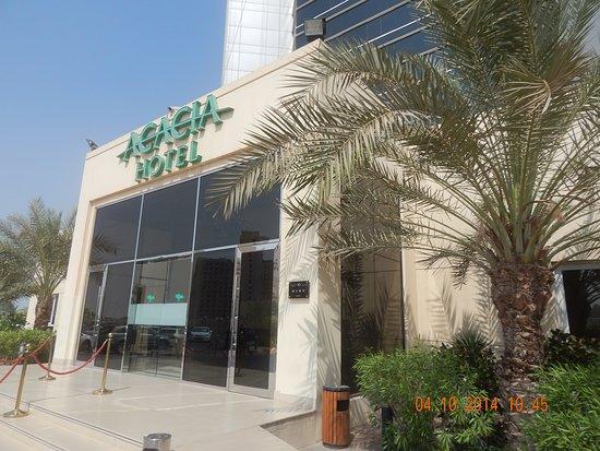 אמירות ראס אל-חיימה, איחוד האמירויות הערביות: Отель Акация 2014г