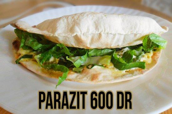 parazit plat)