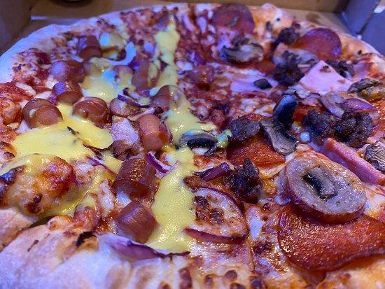 Dominos Pizza Neyland Unit 2 Honeyborough Industrial