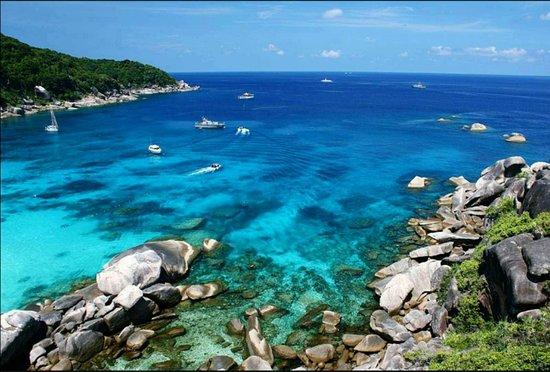 泰國斯米蘭島: 斯米兰岛