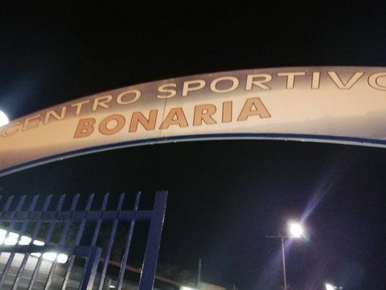 centro sportivo Bonaria