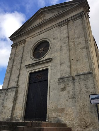 Chiesa della Madonna del Rosario. Florinas ( SS )