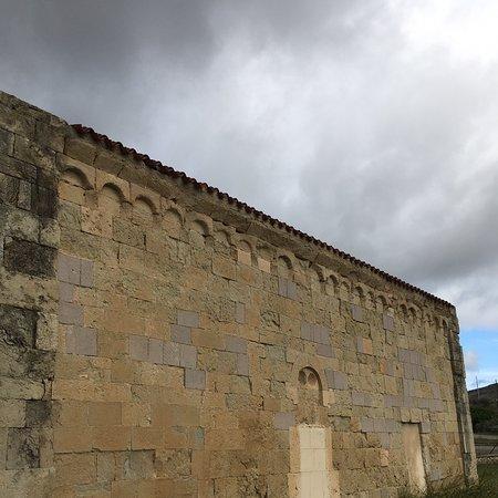 Chiesa di Sant'Antonio. XII secolo Ossi , provincia di Sassari.