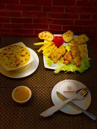 Al Mahallah al Kubra, Египет: استمتع بالطعم