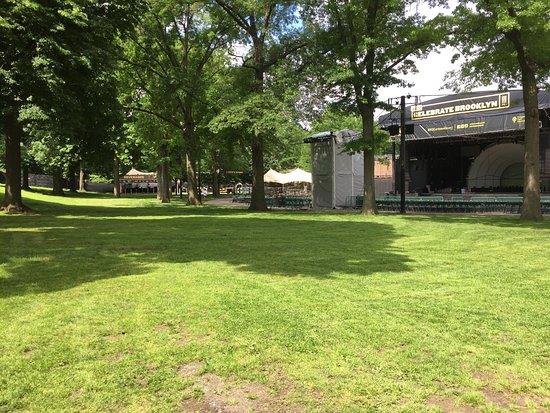 Celebrate Brooklyn Performing Arts Festival
