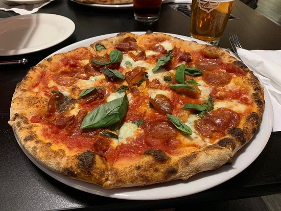 Joe S Pizza Napoli Cincinnati Menu Prices Restaurant Reviews Tripadvisor