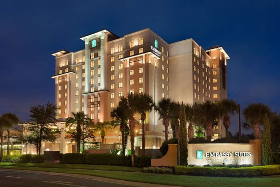 Embassy Suites by Hilton Orlando Lake Buena Vista South