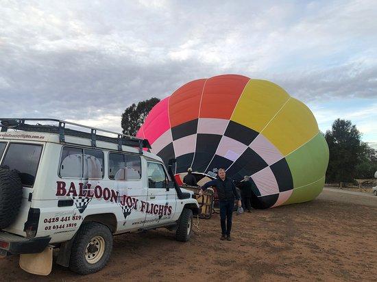 Canowindra, Australia: In the beginning!