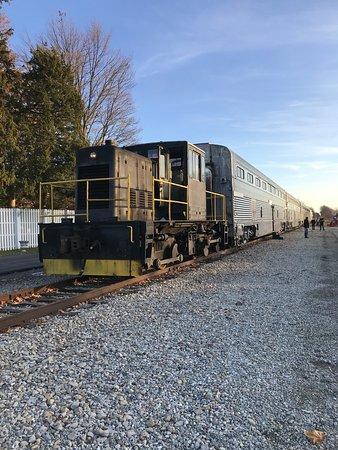Atlanta, IN: The Train!