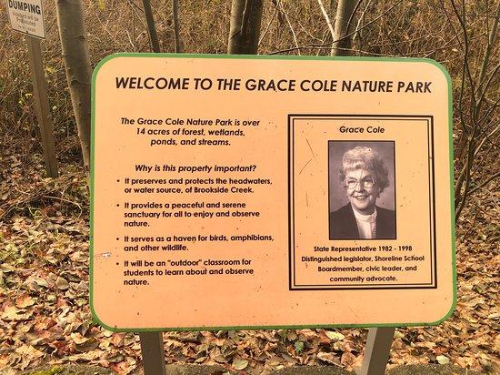 Grace Cole Nature Park