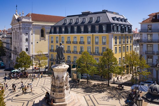 The Best Roof Top Terrasse In Lisbon Review Of Bairro Alto