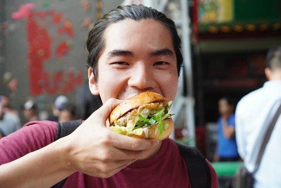 Chanh Bistro Rooftop Saigon LTT: Burger festival