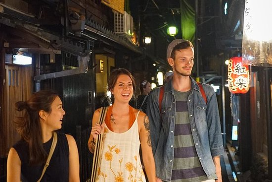 Kyoto Bar Hopping Night Tour