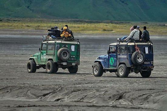 Mount Bromo Sunrise Tour fra Malang...