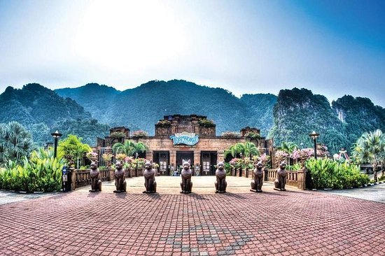 Lost World of Tambun Ticket i Ipoh