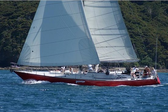 Phantom Sailing Bay of Islands