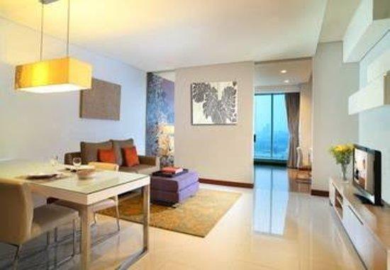 Citadines Rasuna Jakarta Suite