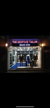 The Bespoke Tailor Bangkok