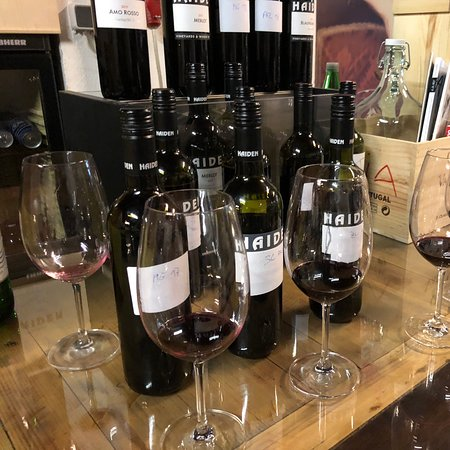 Oggau am Neusiedler See, Австрия: Weinverkostung
