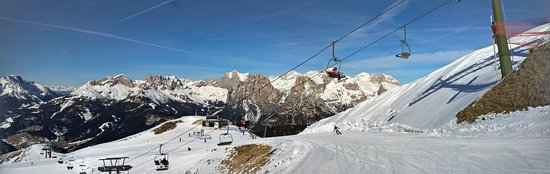 San Pellegrino In Alpe, Italia: San Pellegrino ski area 1