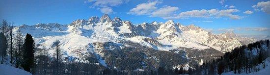 San Pellegrino In Alpe, Italia: San Pellegrino ski area 2