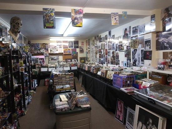 Gables Records N Comics