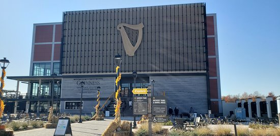 Guinness Open Gate Brewery & Barrel House