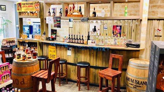 Caribbean Liquors