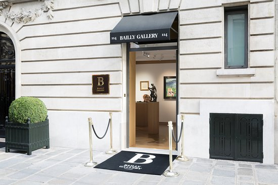 ‪Bailly Gallery‬