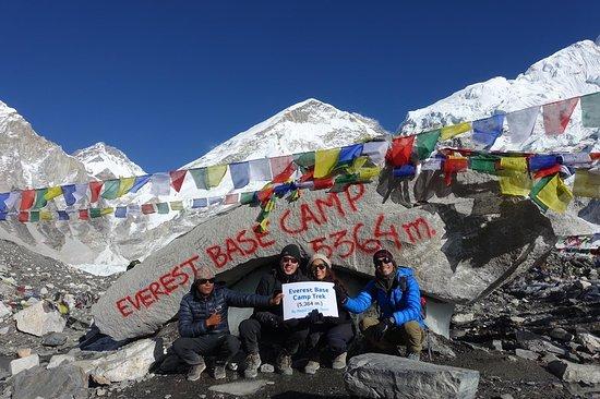 Everest Base Camp Trek صورة فوتوغرافية