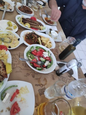 Καλά φάγαμε...