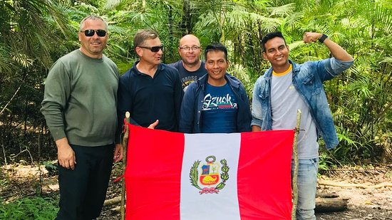 Ucayali Region, Peru: It was a excellent experience in the peruvian amazon rainforest with Lituanian friends, come to peru and enjoy the beautiful place that we have here 🐍🐍🐒🐒🕷🕷.