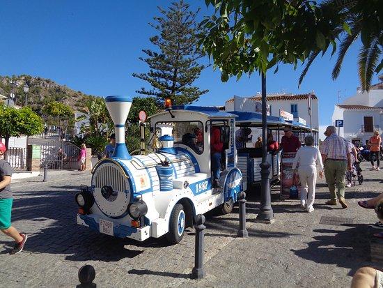 Tren Turistico de las 3 Culturas