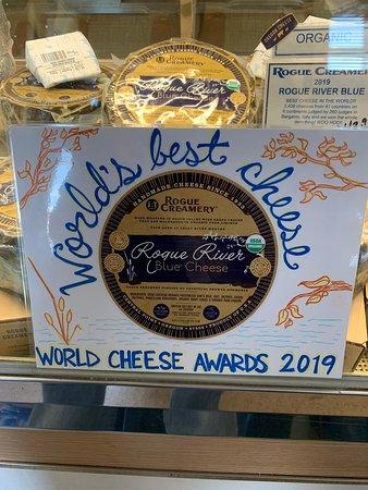 2019 - 2020 Worlds Beat at World Cheese Awards