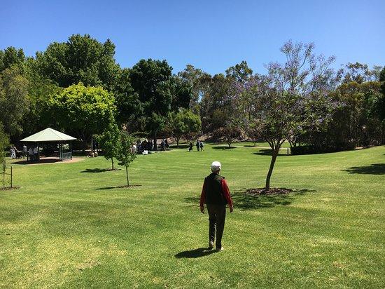 Stockade Botanical Park