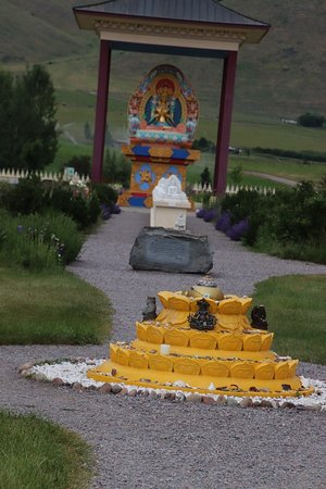 Arlee, MT : The buddha
