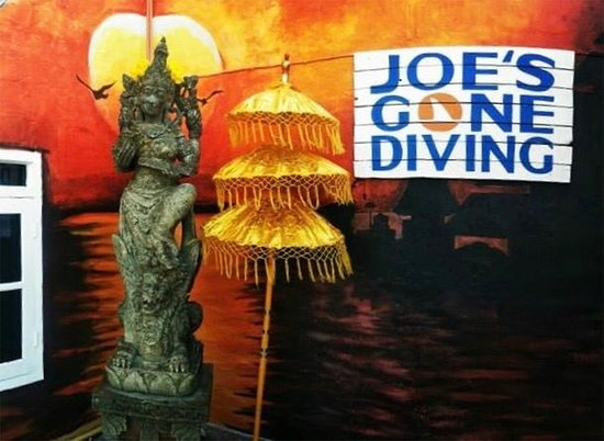 Joe's Gone Diving