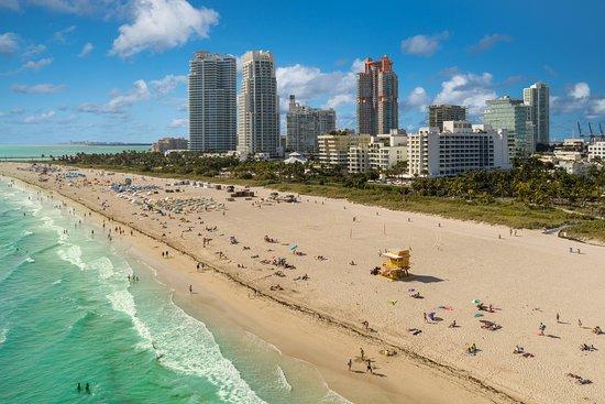 Místa k připojení v Miami