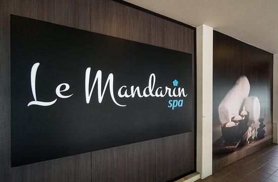 Le Mandarin Spa
