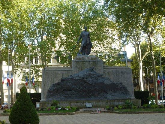 Monument aux morts de 14-18 de Vichy