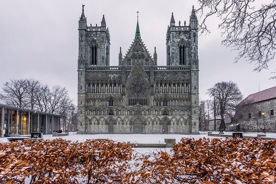 ‪Nidaros Cathedral‬