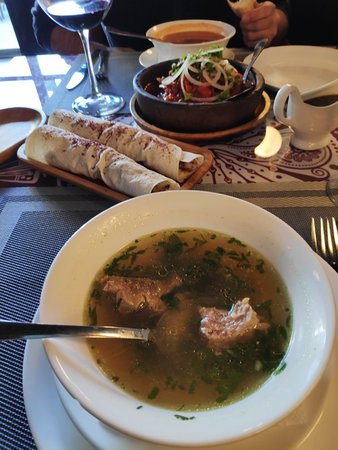 Лучший ресторан в Тбилиси ❤️
